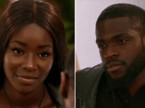 Love Island's Priscilla Anyabu not here for Mike Boateng's 'condescending' head pat