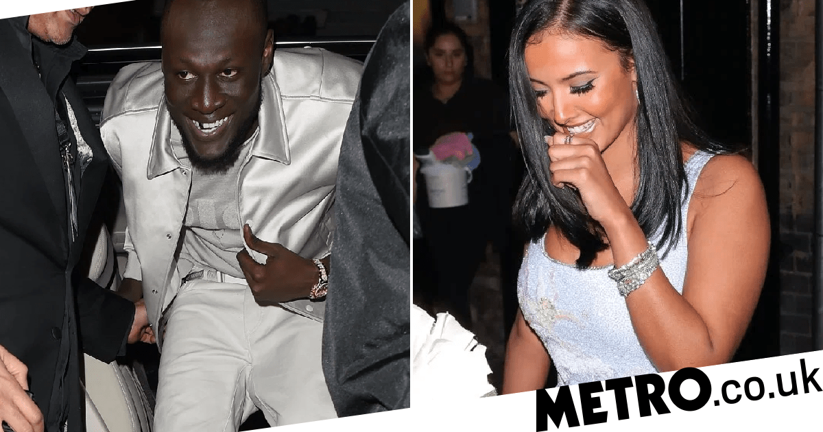 Brits 2020: Maya Jama leaves after-party swiftly after ex Stormzy's arrival