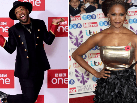 Todrick Hall reveals Oti Mabuse is 'most competitive' Greatest Dancer captain