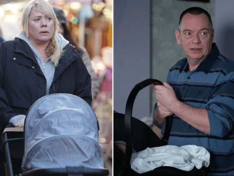 EastEnders spoilers: Sharon struggles to cope after Dennis' death - will Ian come clean?