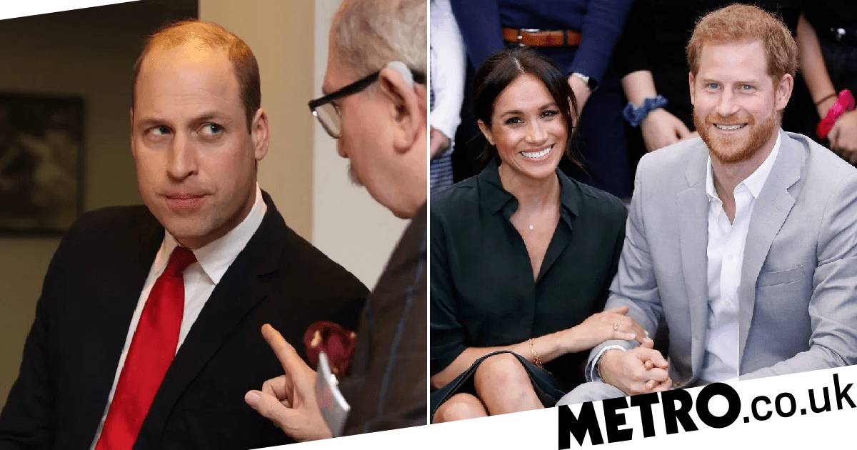 William and Kate to miss Invictus Games with Harry and Meghan 'front and centre'