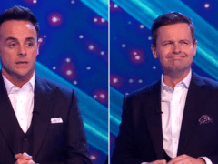 Ant and Dec in shock after Saturday Night Takeaway audience laugh during sad family story