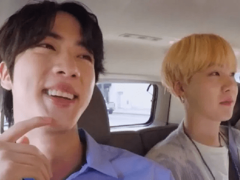 BTS's Jin and Suga roast RM for learning English through Friends on Carpool Karaoke and it's hysterical