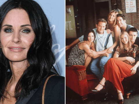 Courteney Cox 'so excited' as she teases Friends reunion details: 'It's going to be fantastic'