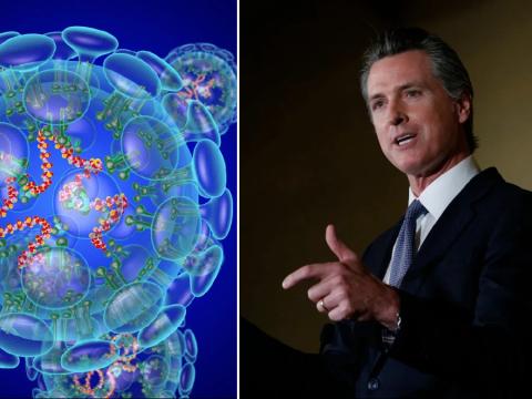 8,400 people being monitored for coronavirus in California