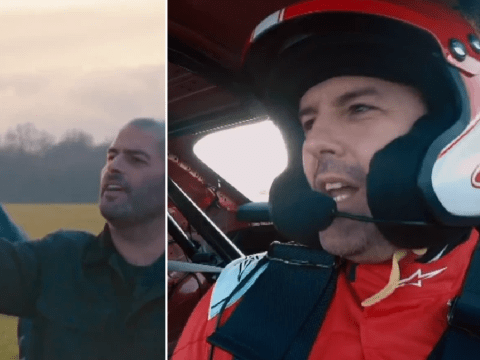 Top Gear: Chris Harris clashes with Paddy McGuinness over 'cheating' in emergency services challenge
