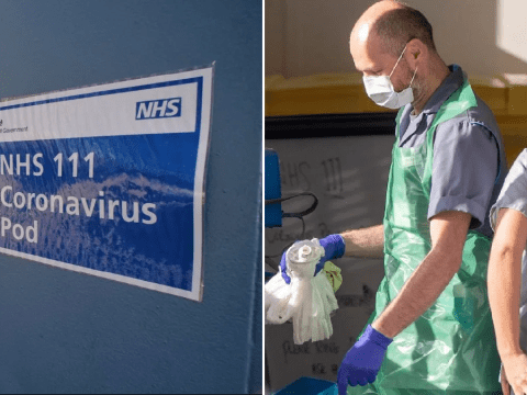 British Baby feared to have coronavirus is given all-clear