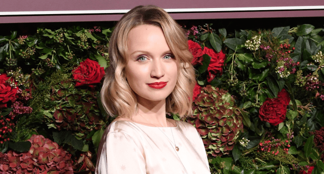 Emily Berrington told she was 'too difficult to work with' for questioning nude scenes in BBC drama