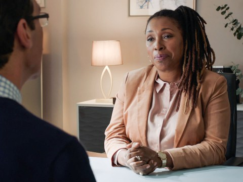 Holby City spoilers: Hanssen's back – but can his surgical skills save Carole Copeland?