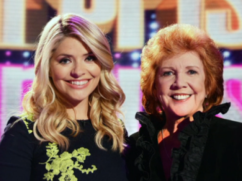 Without Cilla Black we'd have no Holly Willoughby
