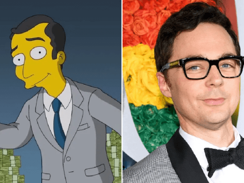The Simpsons brings in The Big Bang Theory's Jim Parsons for epic cameo