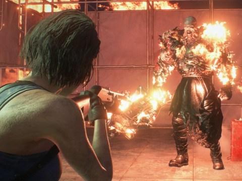 New Resident Evil 3 remake screenshots leak, including close-ups of Nemesis