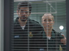 Casualty review with spoilers: Heartbreak for Ruby and a lifeline for Lev and Faith