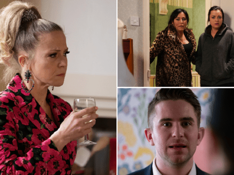 EastEnders spoilers: 18 new images reveal intense showdown, marriage crisis and an unexpected guest