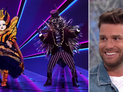 The Masked Singer's finalists have lied online to hide identity, Joel Dommett reveals