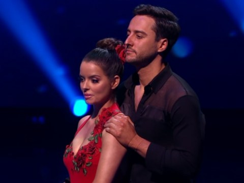 Dancing On Ice's Alexander Demetriou 'spotted at Maura Higgins' home'