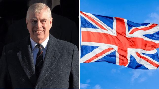Order for councils to fly Union flag for Prince Andrew's birthday called 'crass and offensive'