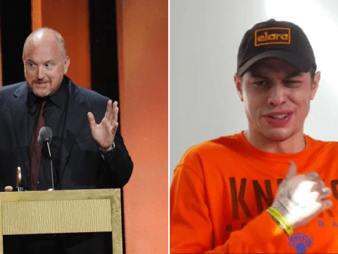 Pete Davidson 'loved' watching Louis CK lose career after sexual assault claims: 'He's not a nice guy'