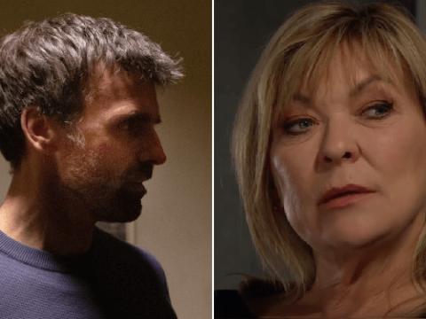 Emmerdale spoilers: Murderer Pierce Harris joins forces with Kim Tate?