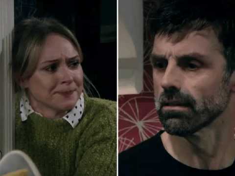 Emmerdale spoilers: Vanessa Woodfield fears evil Pierce Harris will kill Johnny