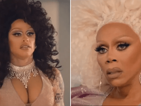 RuPaul praises Pete Davidson's 'magnificent penis' during drag makeover on Saturday Night Live
