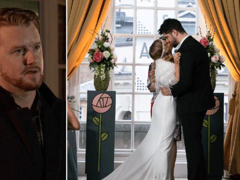 Coronation Street spoilers: Adam Barlow's wedding to Sarah Platt drives Gary Windass to action