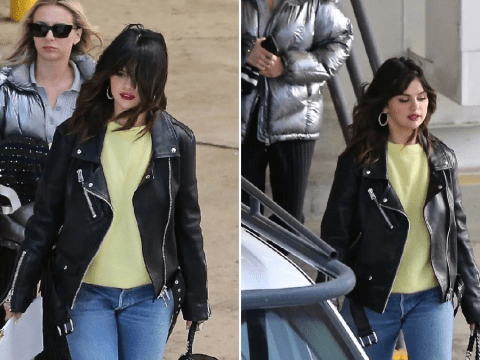 Selena Gomez turns business into punk rock as she hunts for perfect office after announcing new line Rare Beauty