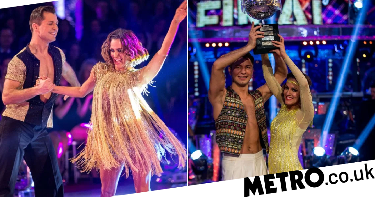 Caroline Flack 'hit lowest point' after Strictly Come Dancing win