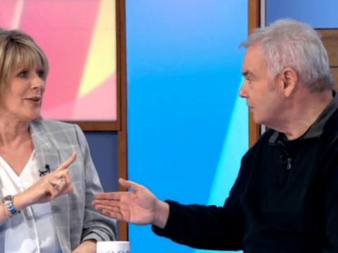 Eamonn Holmes jokes about sex life with Ruth Langsford as Janet Street-Porter gets flirty on Loose Women