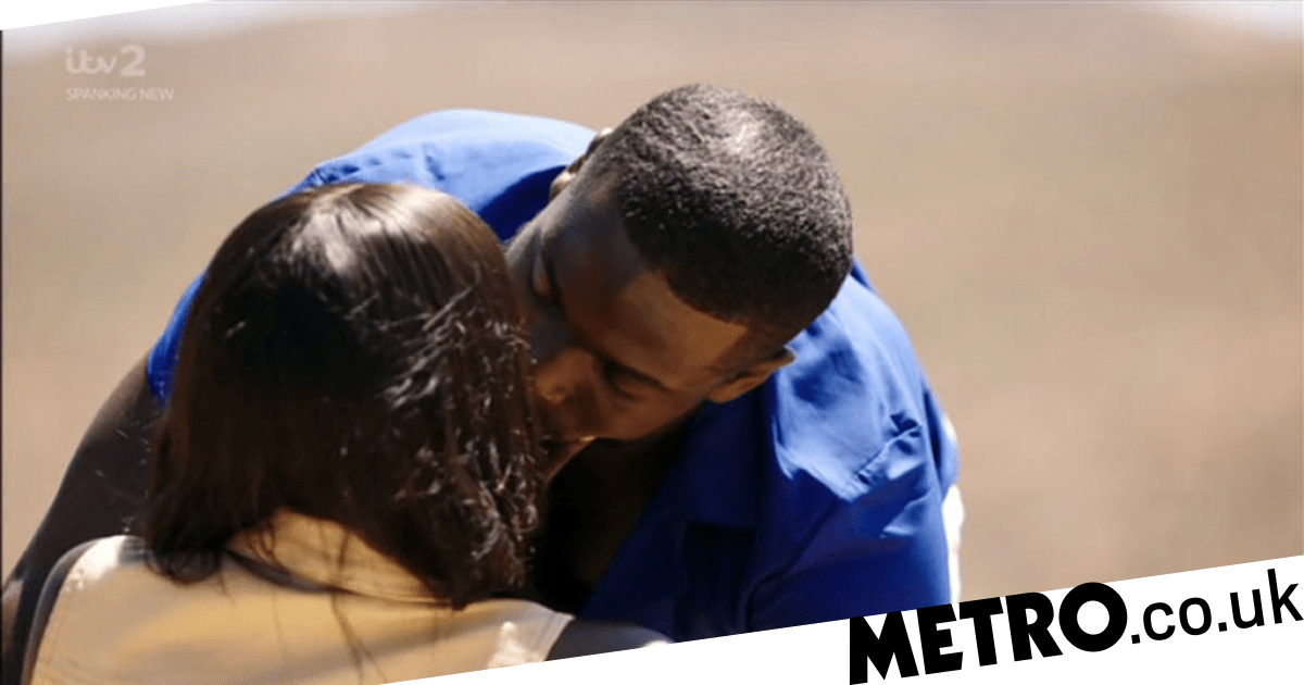 Love Island's Mike Boateng and Priscilla Anyabu become third official couple