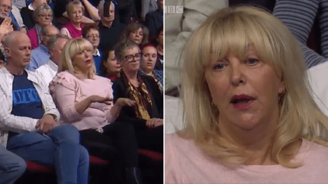 This Question Time audience member argued Britain should completely close its borders to stop immigration