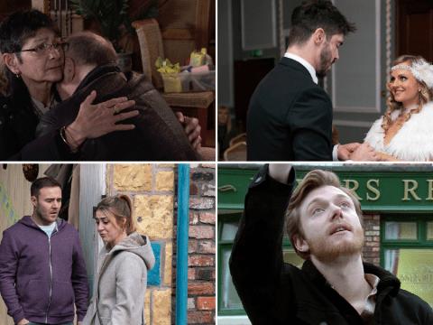 10 Coronation Street spoilers: Sad exit, wedding drama and tragedy