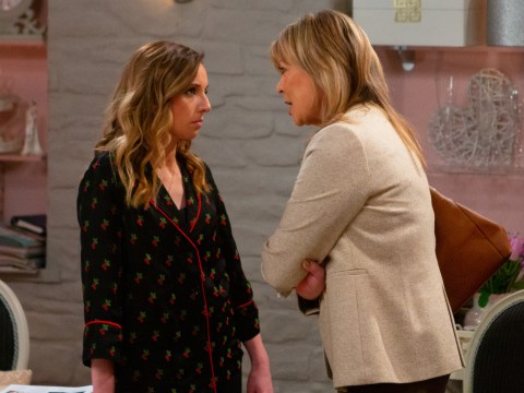 Emmerdale spoilers: Andrea Tate lays a dangerous trap for Kim but will she regret it?