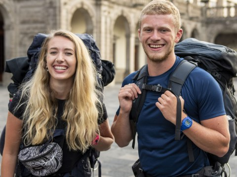 Race Across The World's Dom and Lizzie 'thrown' by Ecuadorian state of emergency as producers stepped in: 'It was a huge shock'