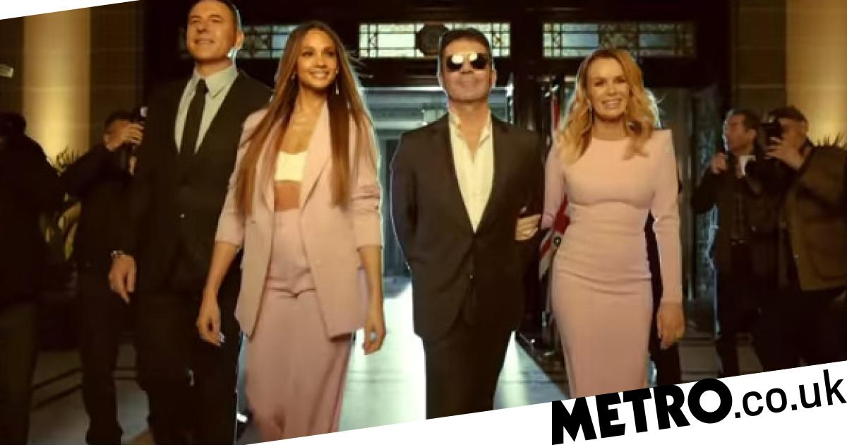 Britain's Got Talent trailer drops as show continues amid coronavirus crisis