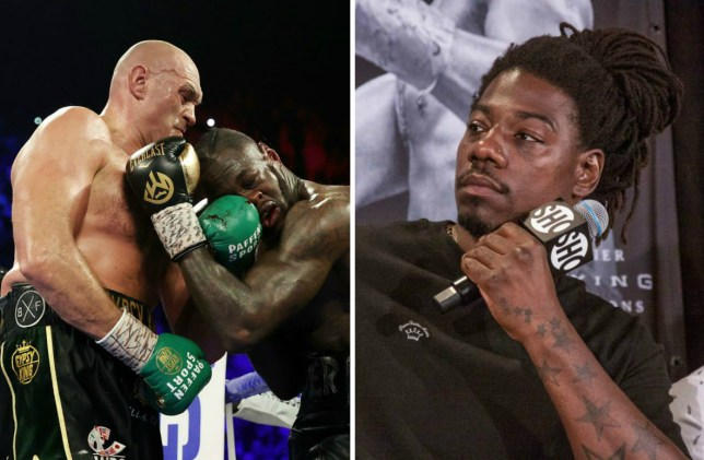 Charles Martin calls for investigation into 'shady' Tyson Fury glove conspiracy theory