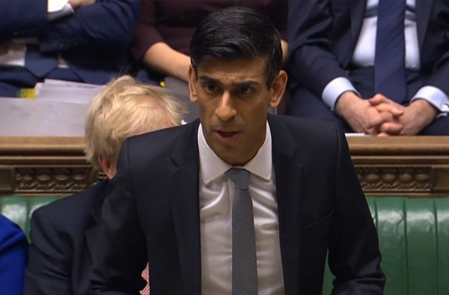 Rishi Sunak Age Height And Wife As Chancellor Reveals 2020 Budget Metro News