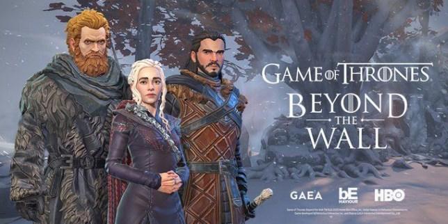 Oeuvre de Game Of Thrones: Au-delà du mur