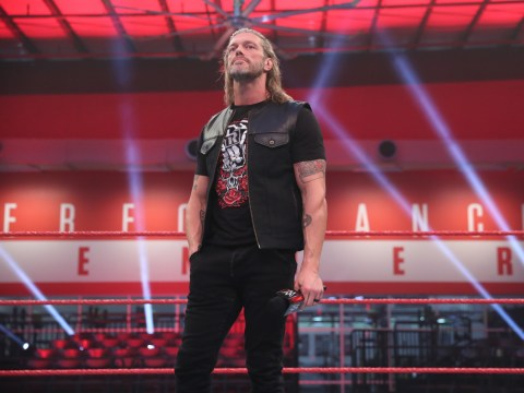 WWE's Edge says WrestleMania 36 gives whole world much needed break from coronavirus stress