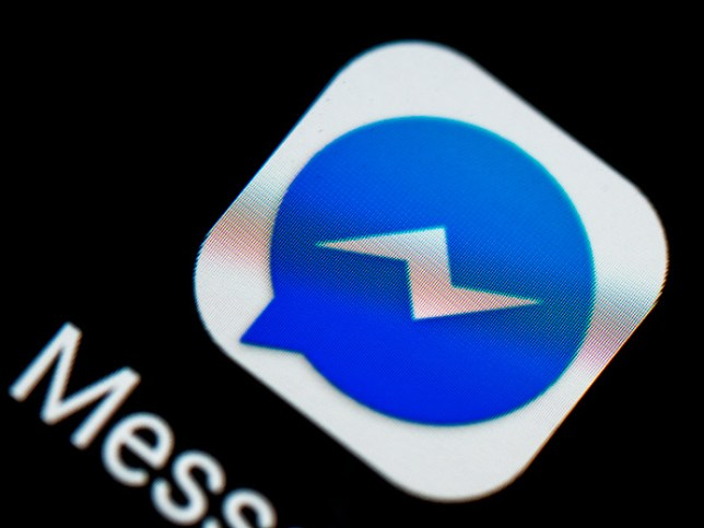 Facebook has given Messenger its first redesign since May 2018 (Igor Golovniov/SOPA Images/LightRocket via Getty Images)