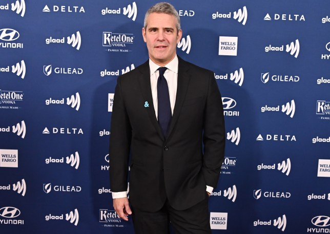 NEW YORK, NEW YORK - MAY 04: Andy Cohen attends the 30th Annual GLAAD Media Awards in partnership with Ketel One Family-Made Vodka, longstanding ally of the LGBTQ community on May 04, 2019 in New York City. (Photo by Astrid Stawiarz/Getty Images for Ketel One Family-Made Vodka)