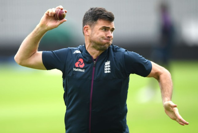 James Anderson admits he is worried about the cricket season in the wake of the coronavirus outbreak