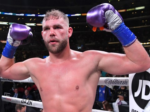Billy Joe Saunders has boxing licence suspended after video mocking domestic violence