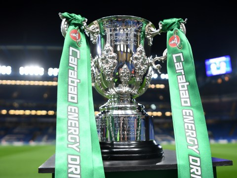 What time is the Carabao Cup final and what TV channel is it on?