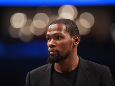 Kevin Durant urges people to 'quarantine' after testing positive for coronavirus