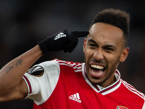 Alan Smith urges Mikel Arteta to convince Pierre-Emerick Aubameyang to stay at Arsenal