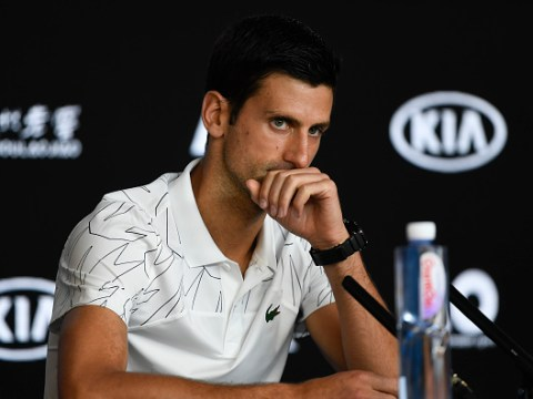 Tennis world number one Novak Djokovic donates £900,000 to help fight coronavirus in Serbia
