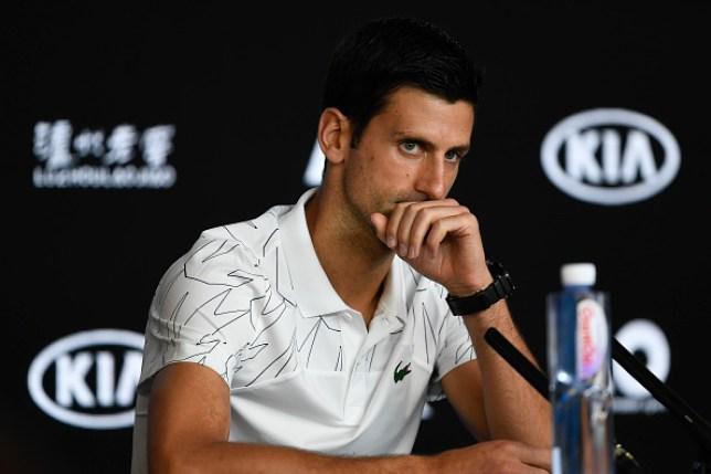Tennis: Novak Djokovic donates £900,000 to help fight coronavirus ...