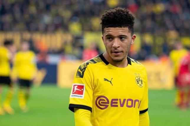 Borussia Dortmund star Jadon Sancho wanted by Chelsea