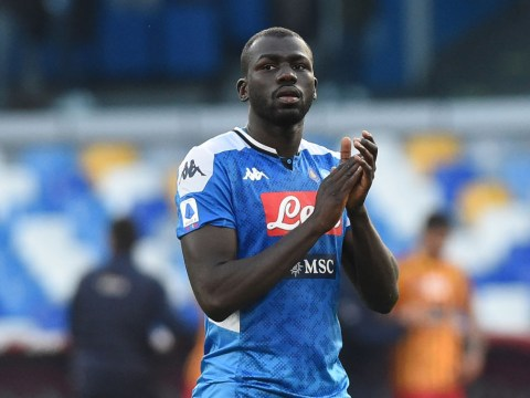 Man Utd target Kalidou Koulibaly 'more interested' in Premier League than PSG move